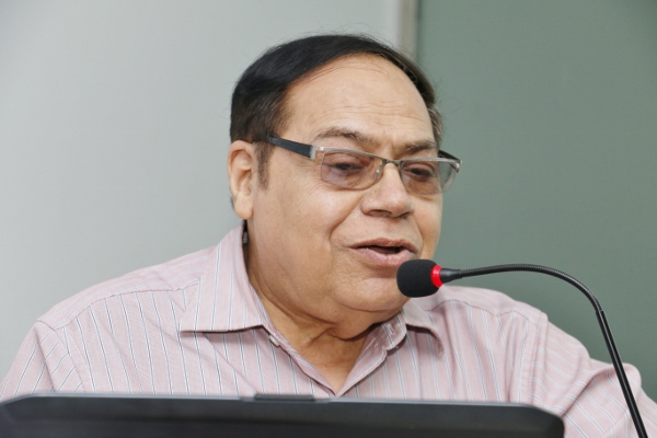 Presidential Address by Prof. P. K. Seth