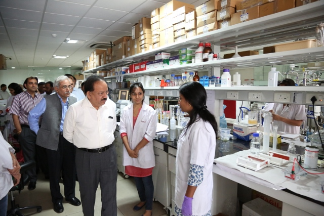 Dr. Harsh Vardhan, Hon