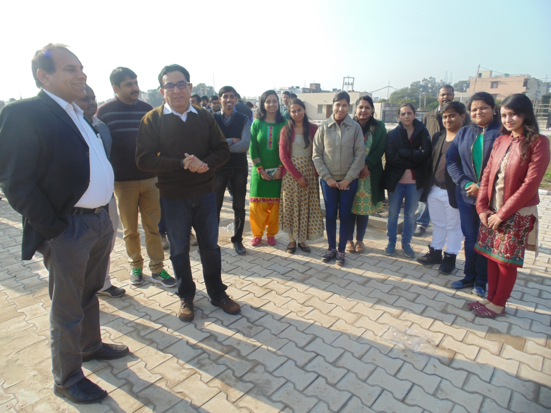 LOHRI Celebration at CIAB Main Campus